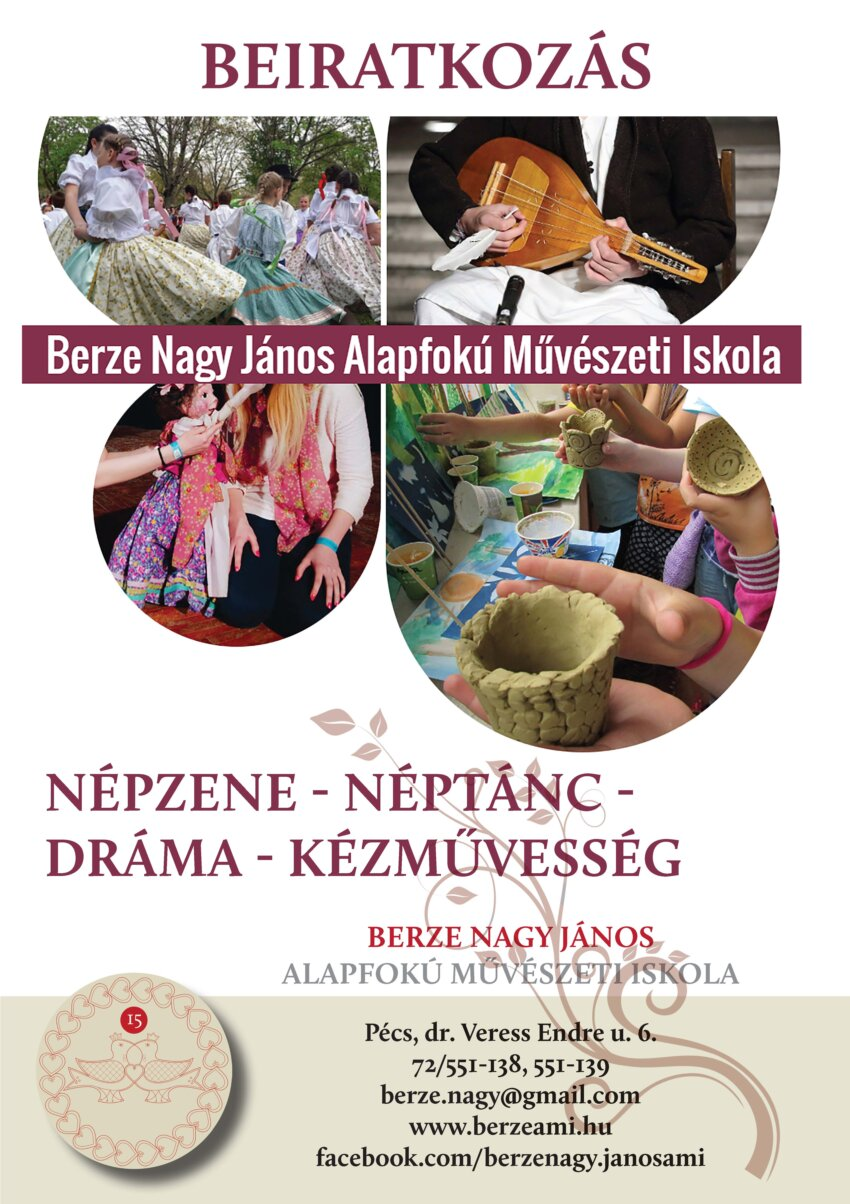 Beiratkozás a Berzébe - Plakát