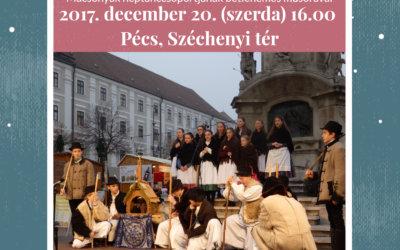 Mácsonyák adventi betlehemes műsora: 2017. december 20. (szerda) 16.00