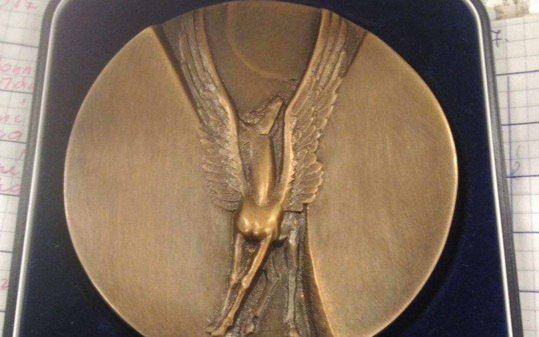 Nívódíjat kapott a Pécs-Baranyai Alkotó Pedagógusok Képzőművészeti Műhelye
