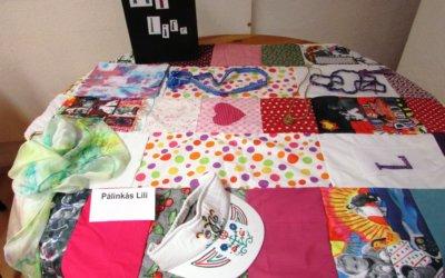 Meseprojekt 6. Textilmesék (kiállításmegnyitó)