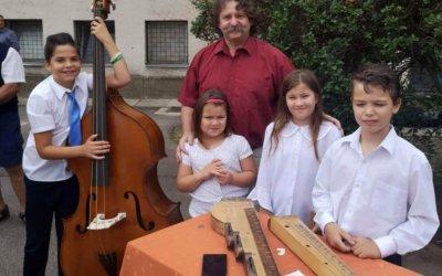 Berzés zenészek közreműködtek a Baptista Szeretetszolgálat EJSZ Általános Iskolájának évzáróján