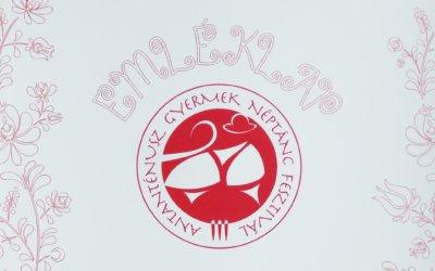 Tekergők és Mácsonyák a III. Antanténusz Gyermek Néptánc Fesztiválon
