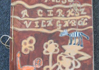 Berényi Ágnes székhelyen működő  kézműves csoportja (iskolás csoportos kategória) 2. helyezett