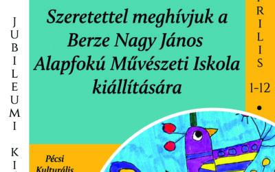 """""""Százszorszép hagyományok"""" – 15 éves jubileumi kiállítás 2019. április 1-12."""