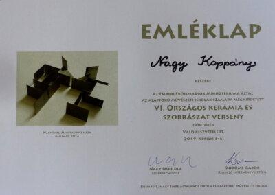 koppany_oklevel