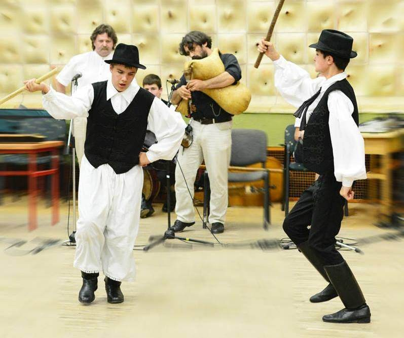 Berzés növendékek a Pécsi Nemzeti Színházban